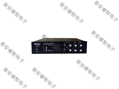 名普MP-6060小型功放机