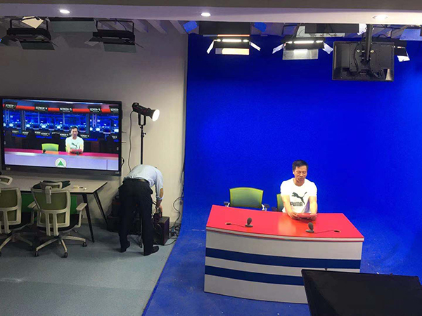视频融媒体演播室方案